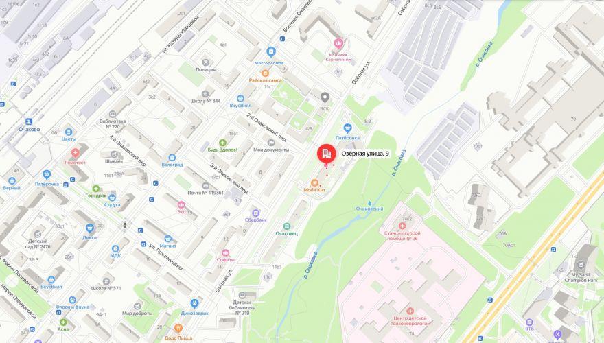 Аренда коммерческой недвижимости в ЖК «О7» в Москве