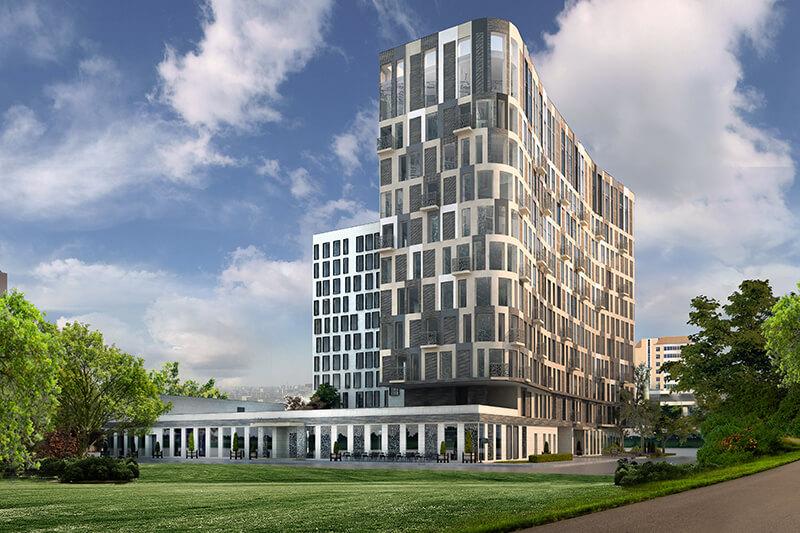 НДВ:  Топ-3 самых доступных комплексов апартаментов на севере Москвы