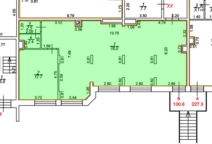 ПСН в ЖК «Лидер Парк Мытищи», 100,6 м2 за 109 151 руб.