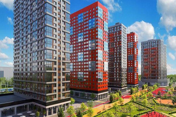 НДВ: Жилой квартал «Парк Легенд» - новый проект в линейке новостроек НДВ