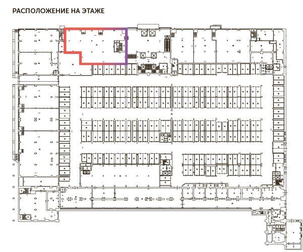 Продажа торгового помещения в бизнес-центре «NEO GEO» в районе Коньково
