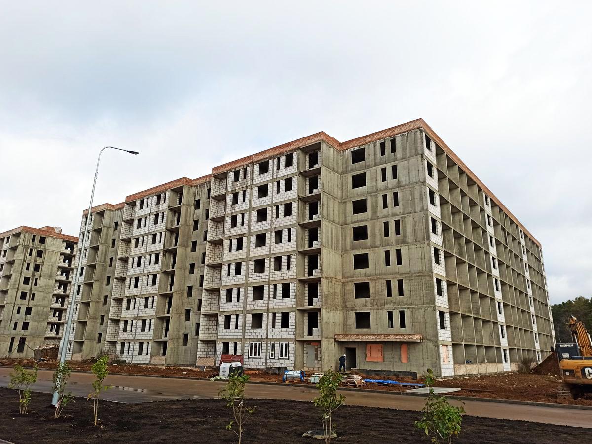 Скидка 3% на квартиры первых этажей!
