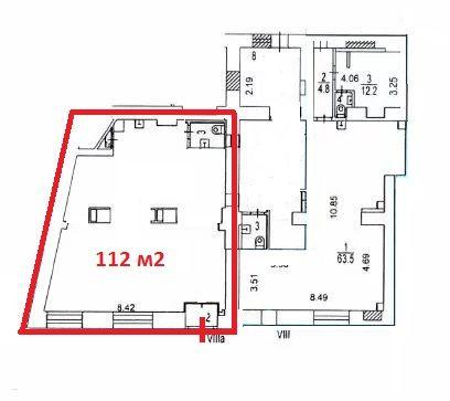 ПСН в нежилом здании, 62 м2 за 629 982 руб.