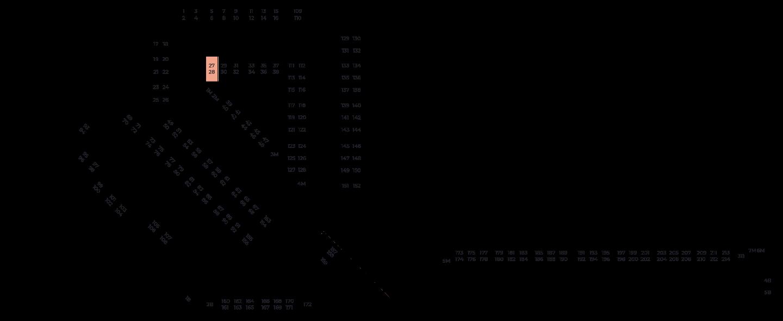 Машиноместа №027/028