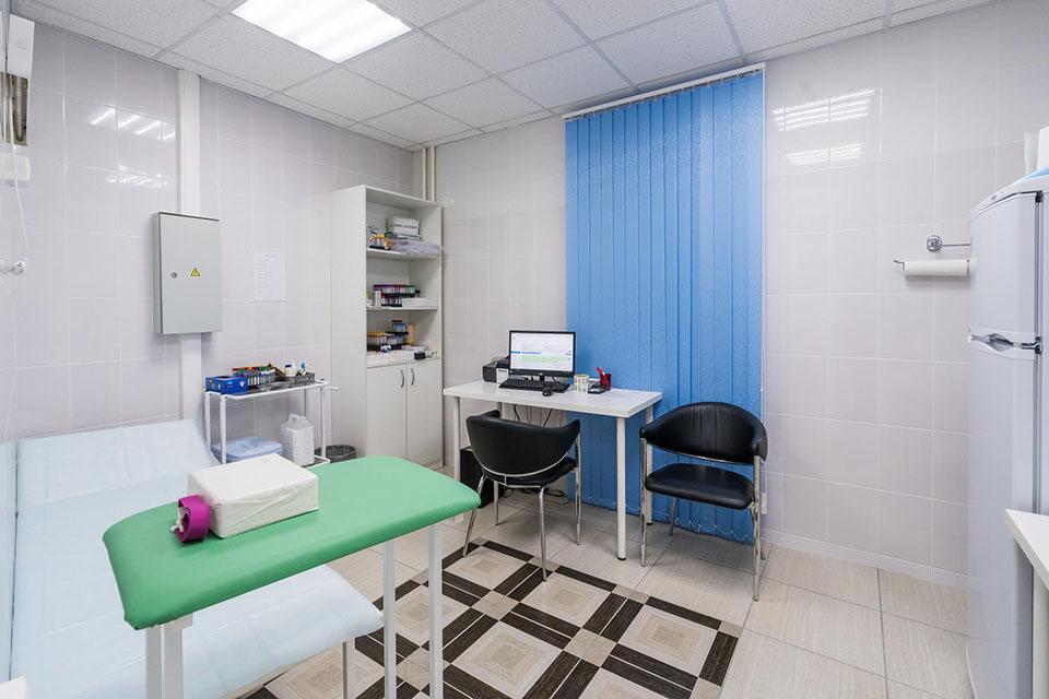 Кабинет врача построят в Лыткарино