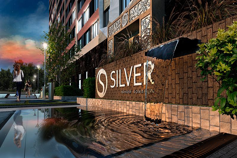 НДВ: ЖК Silver: новости строительства