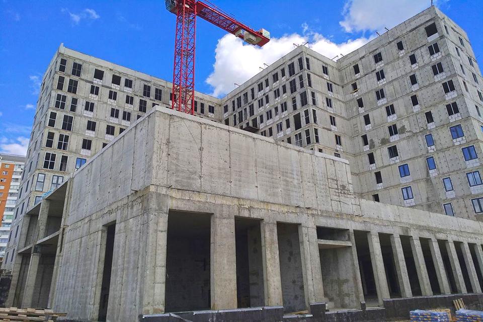 ЖК Nord: ход строительства