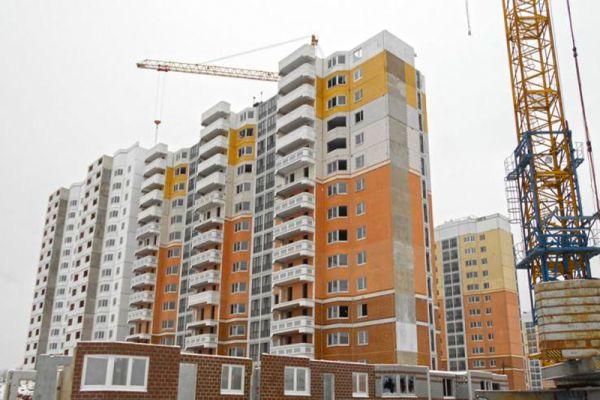 НДВ: ЖК «Восточный»: ход строительства