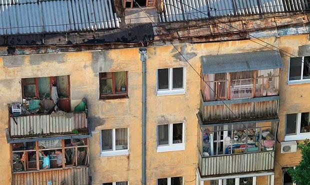 Ремонт ветхих домов будет за счет граждан?